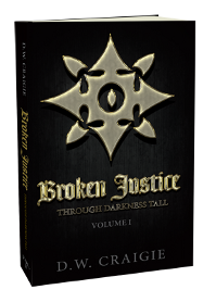 D.W. Craigie Broken Justice book cover